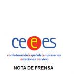 CEEES rechaza rotundamente la subida de impuestos sobre el gasóleo que planea el Gobierno