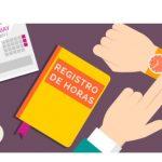 Registro horario jornada laboral