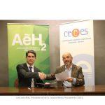 La CEEES y  la Asociación Española del Hidrógeno firman un acuerdo de colaboración