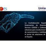 CEEES y Unikemia revolucionan la oferta de conocimientos y habilidades  para el sector de estaciones de servicio en España