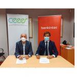 CEEES y Bankinter firman un convenio para financiar proyectos de transición energética y digital a las estaciones de servicio asociadas